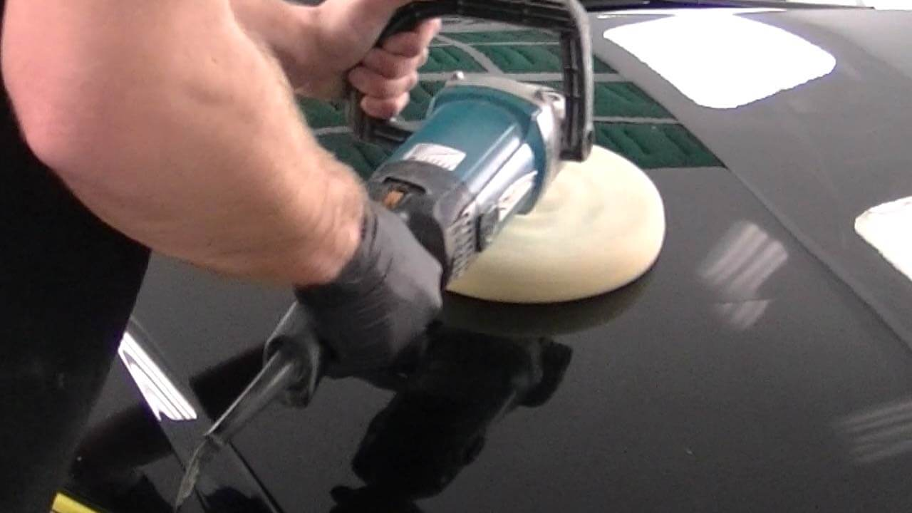 How Polishing A Scratch Out Works